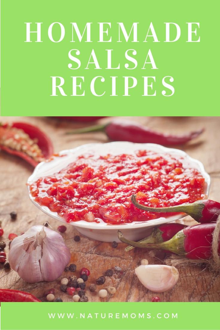 Homemade Salsa Recipes