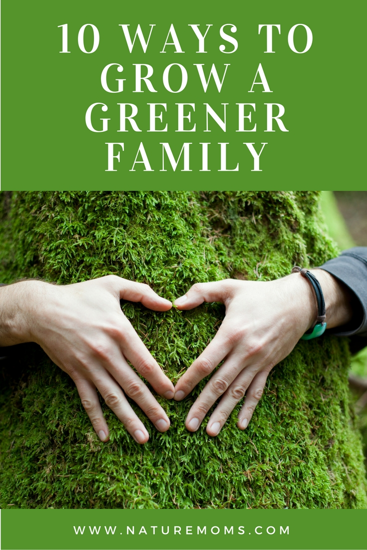 Grow a Greener Family