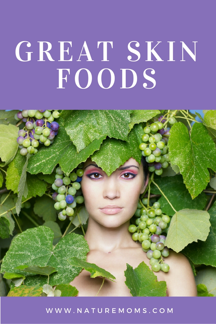 Great Skin Foods