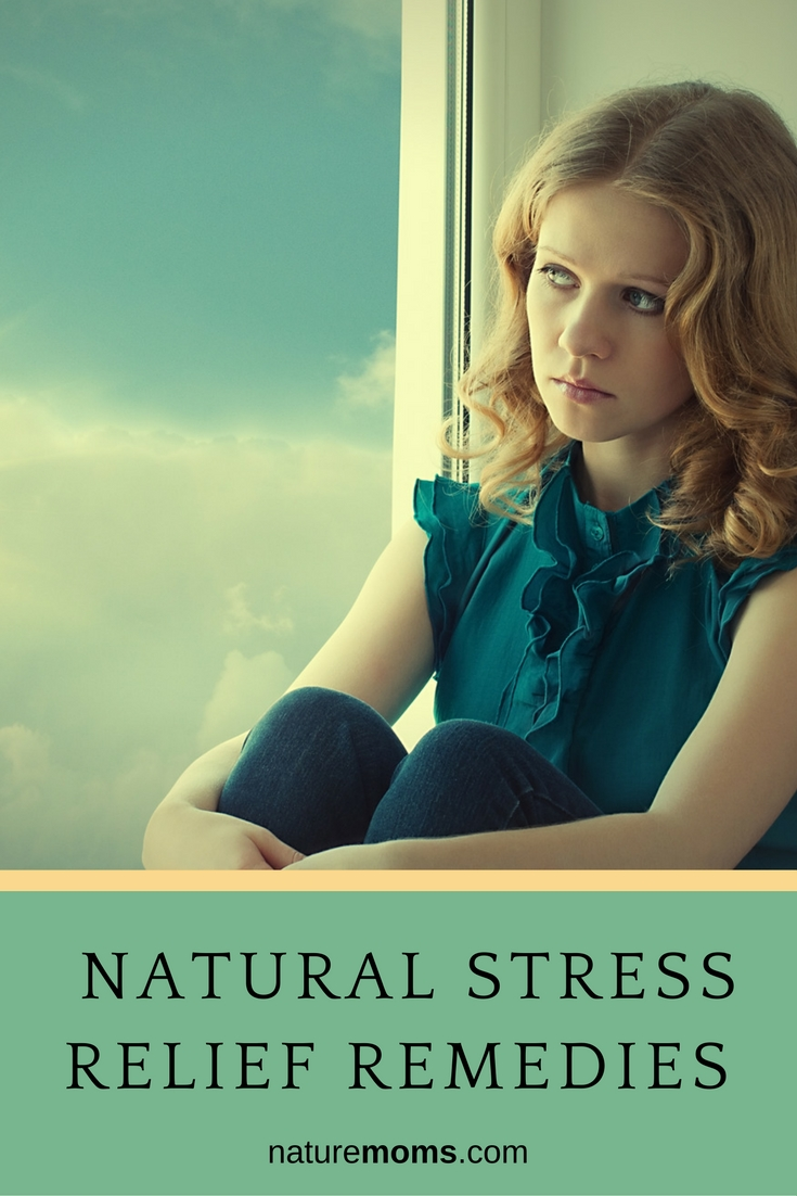 Natural Stress Relief Remedies