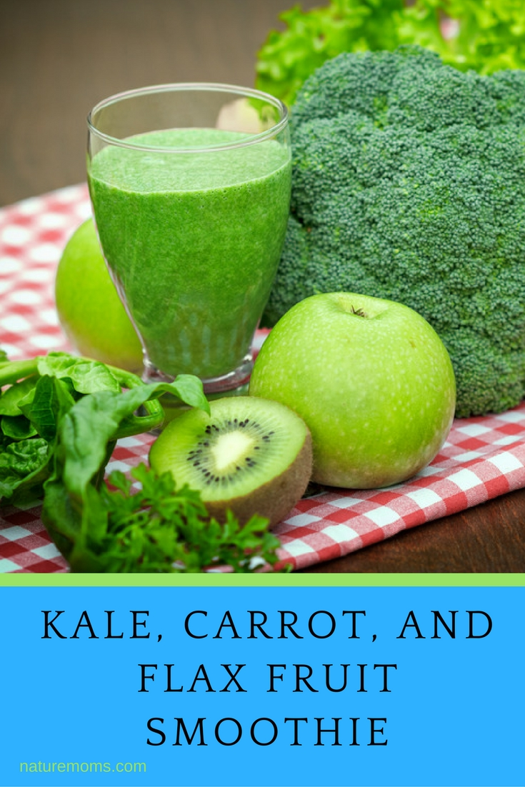 kale-carrot-and-flax-fruit-smoothie