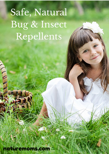Safe Natural Bug Insect Repellent