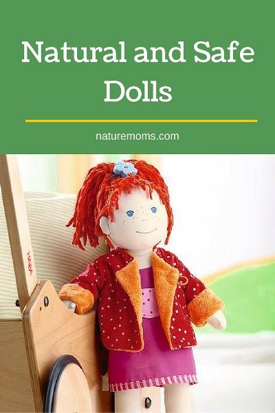 natural and safe dolls