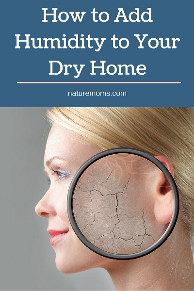 Add Humidity to Your Dry Home