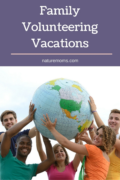 Family Volunteering Vacations