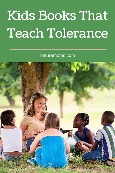 Kids Books That Teach Tolerance