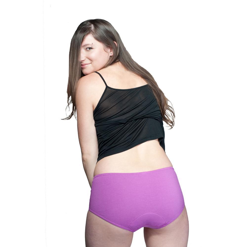 Why do women wear sanitary pads in their underwear?