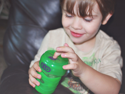 EIO Glass Kids Cup Review