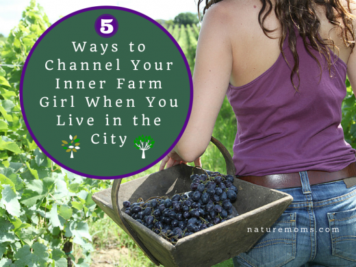 5 Ways to Channel Your Inner Farm Girl When You Live in the City