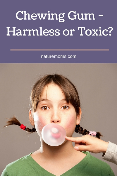 Chewing Gum - Harmless or Toxic