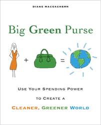 big green purse