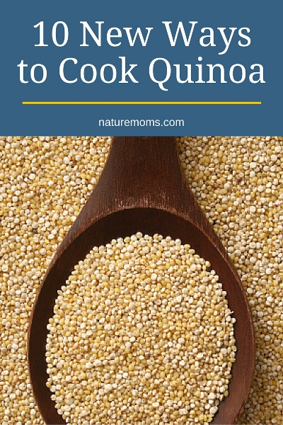ways to cook quinoa