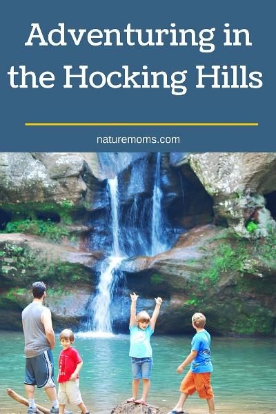Adventuring in the Hocking Hills