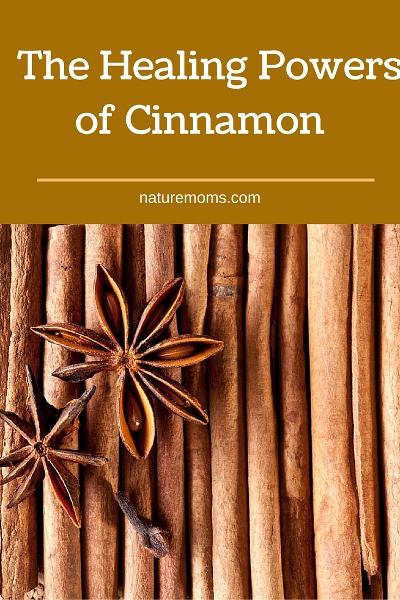 Healing Powers of Cinnamon