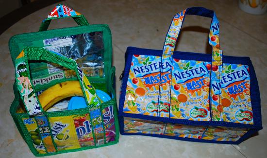 Bazura Lunch Bags