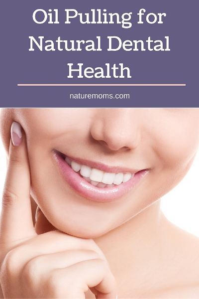 Oil Pulling for Natural Dental Health