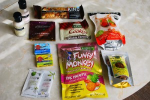conscious box full of ethical goodies