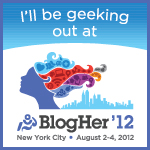 blogher 12 geek