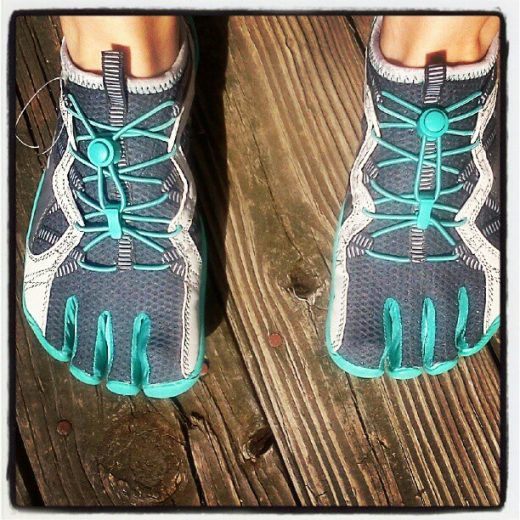 More Minimalist Running With Skele-Toes Amp Barefoot Shoes