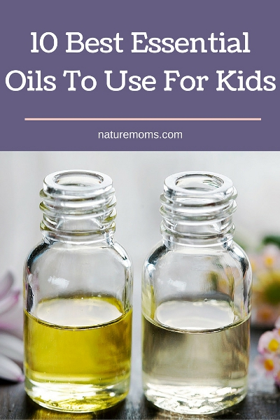 best essential oils for kids