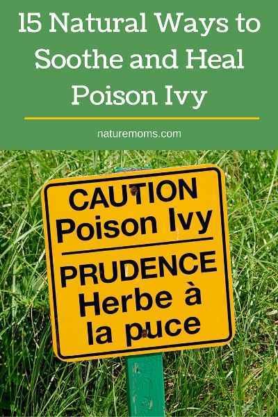 15 Natural Ways to Soothe and Heal Poison Ivy