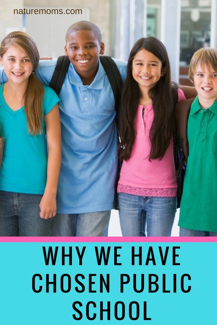 choosing public school