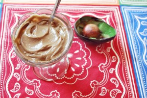 avocado chocolate pudding small