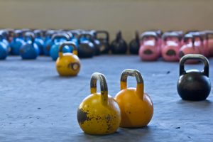 kettlebell collection