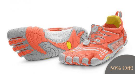 toe shoes vibram five fingers on sale