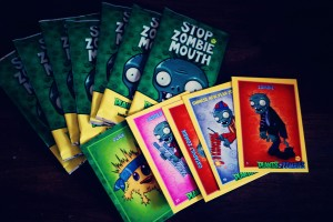 Zomie Mouth Cards