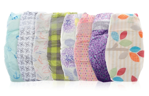 Honest Company Baby Diapers