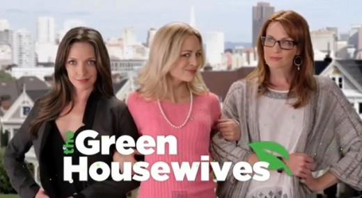 green housewives