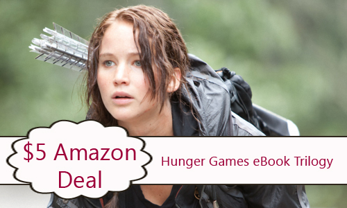 hunger games ebook deal
