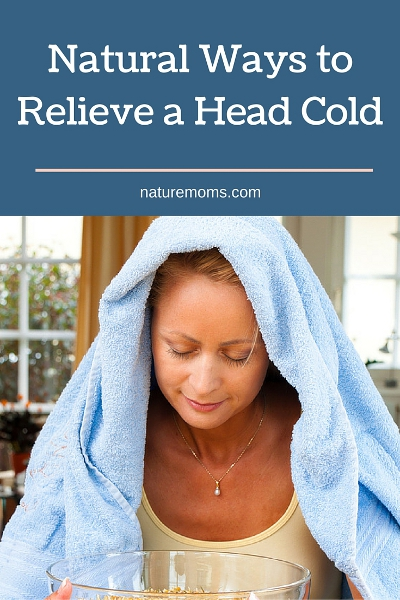 Natural Ways to Relieve a Head Cold
