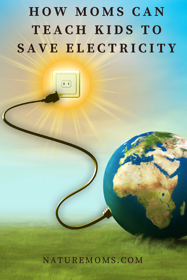 Teach Kids to Save Electricity