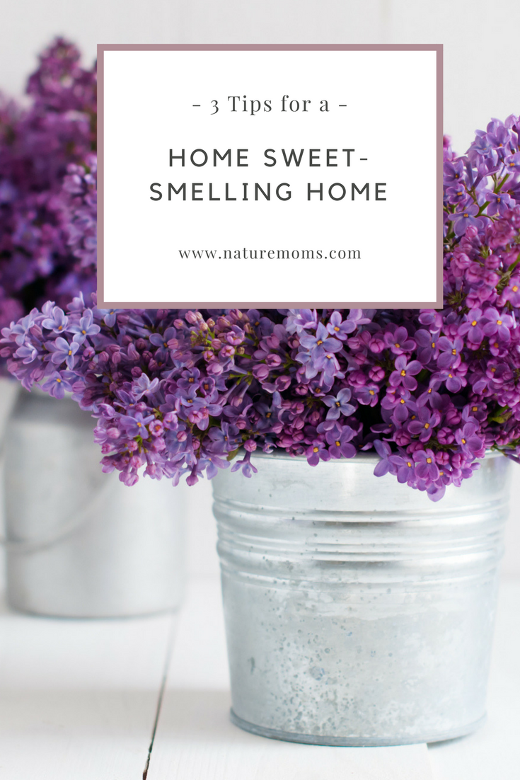 Ways to make your house smell good