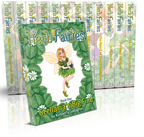 Herb Fairies - Herbal Learning Adventure for Kids