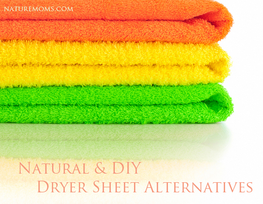 Natural Dryer Sheet Alternatives to Toxic Dryer Sheets