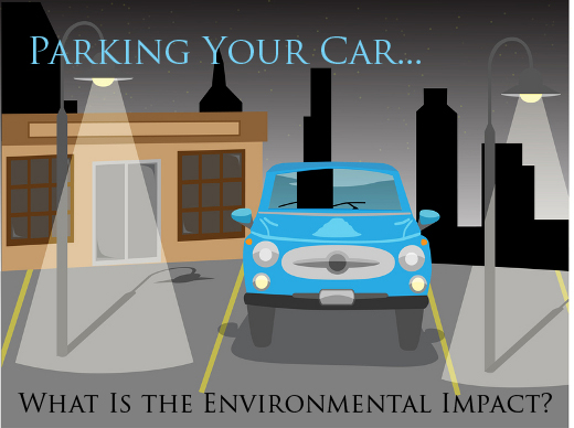 The Environmental Impact of Parking Lots
