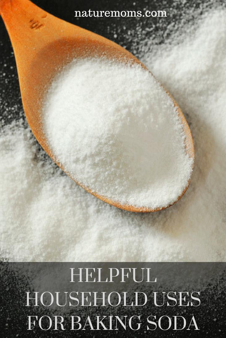 household uses for baking soda