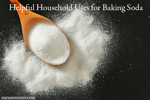 Super Helpful Household Uses for Baking Soda