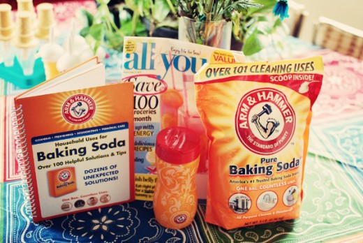 baking soda kit