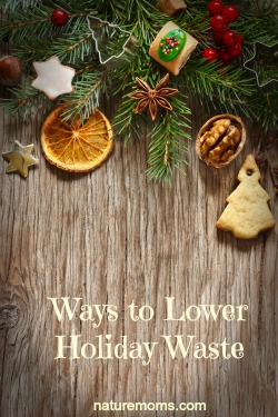Ways to Lower Holiday Waste