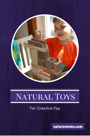 Natural Toys Banner