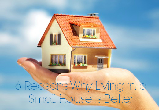Reasons a Small House is Better
