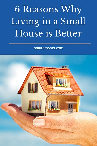 Why Living in a Small House is Better