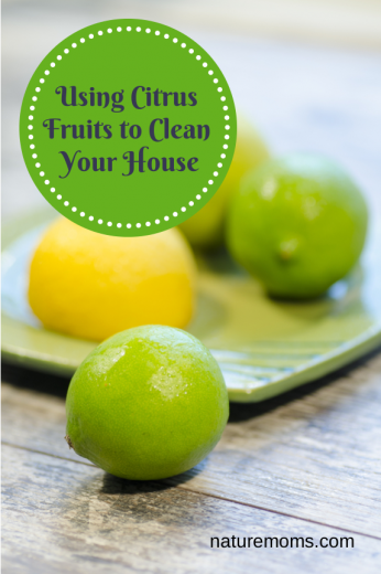 Using Citrus Fruits to Clean Your House - naturemoms.com