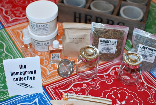 homegrown collective detox box