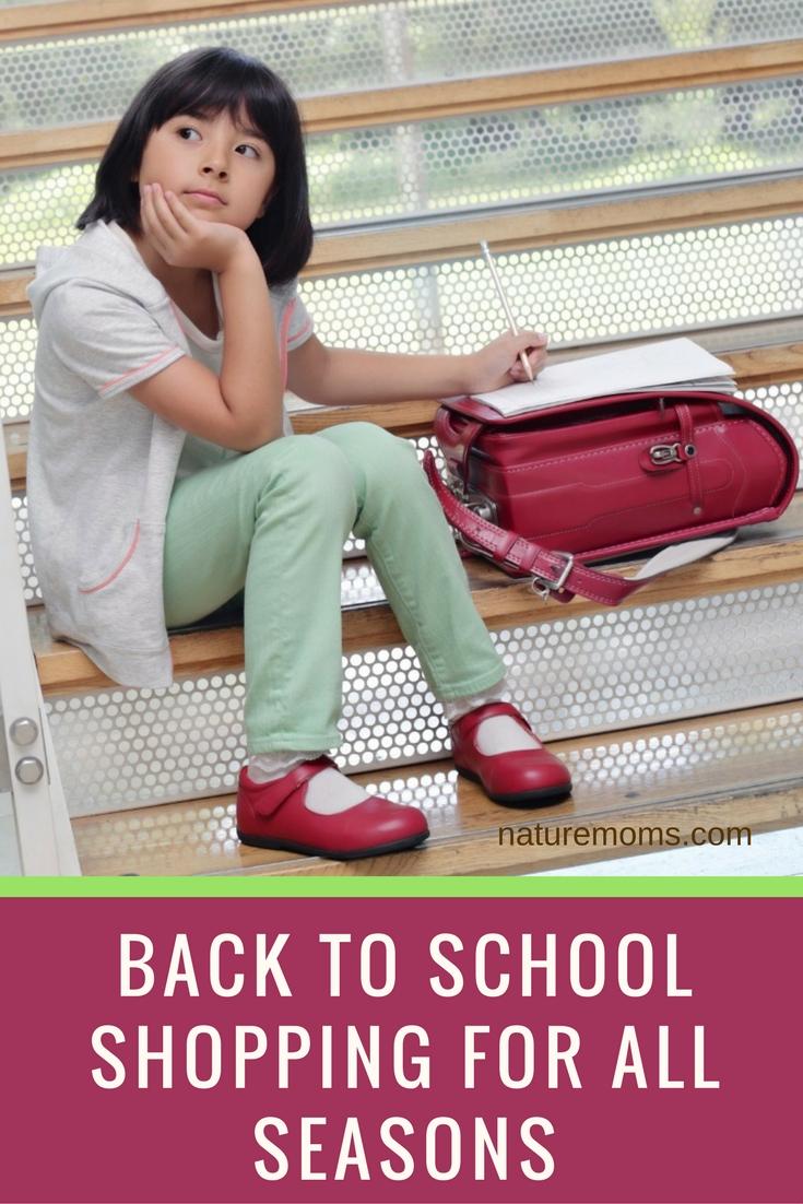 back to school shopping seasons