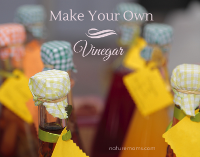 Making Your Own Vinegar